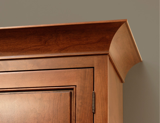 Cove Crown Molding | CliqStudios.com - Traditional ...