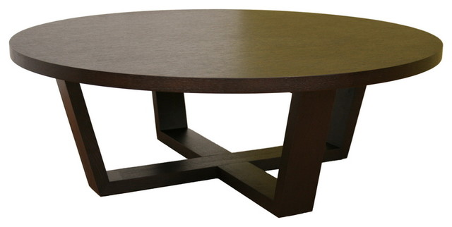 black coffee table transitional - photo #35