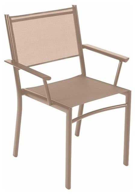 Costa gartenstuhl mit armlehnen moderno sillas de - Sillas para exteriores ...