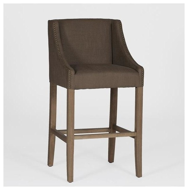 Gabby Winston Barstool Traditional Furniture By