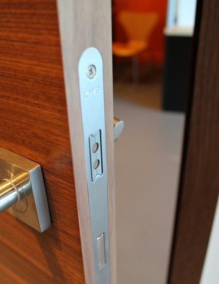 Modern Magnetic Mortise Box - Modern - Door Locks - miami - by StainlessDoorHardware