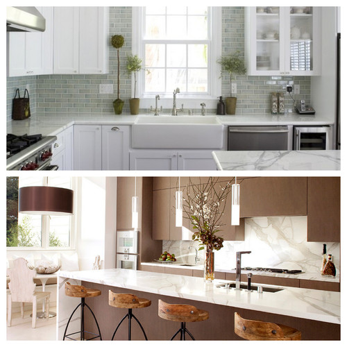 Modern vs traditional kitchens Traditional vs contemporary design