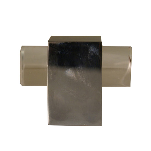 Modern Cube Lucite Pull - Modern - Cabinet And Drawer Handle Pulls - phoenix - by signaturethings