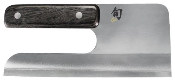 shun blue menkiri 7 quot blade asian kitchen knives and