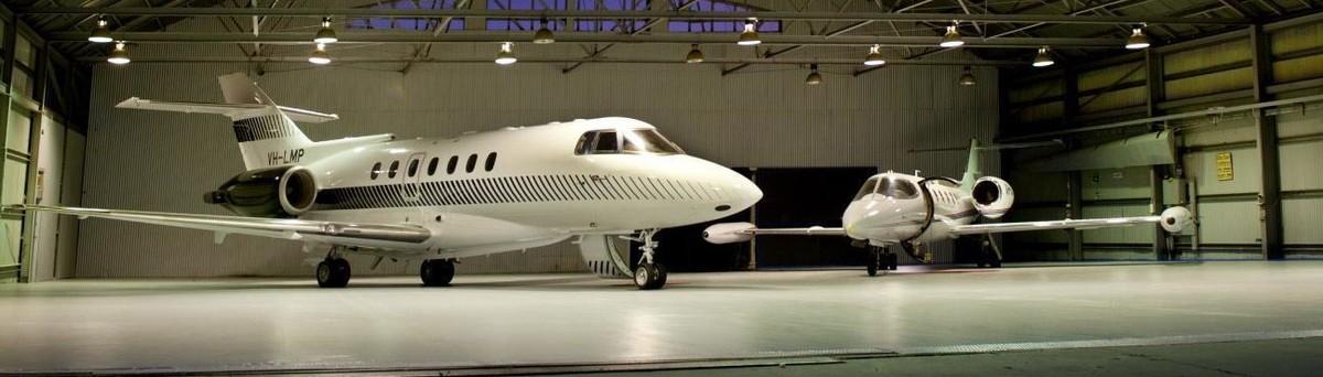 Shortstop Jet Charter  Essendon Airport VIC AU 3041