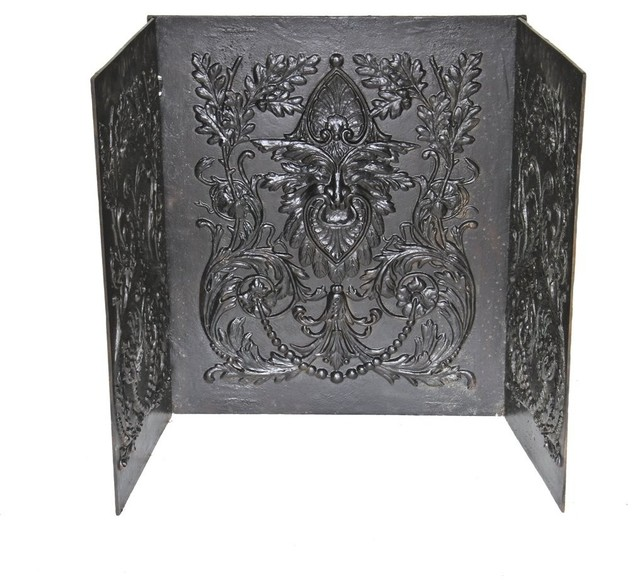 Antique Fireplaces Accessories Traditional Fireplace