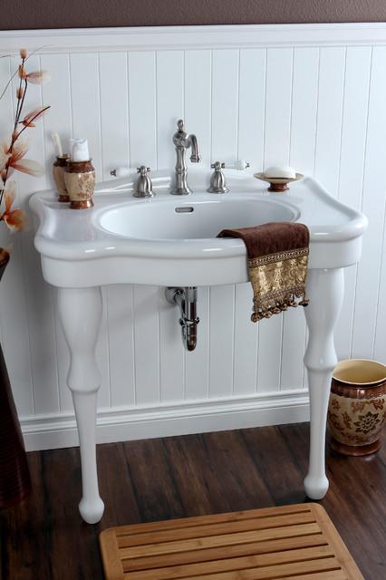 Vintage Bathroom Sink Wall Hung Consigned Refinished 1920 39 S Backsplash Wall Mount Cast Iron