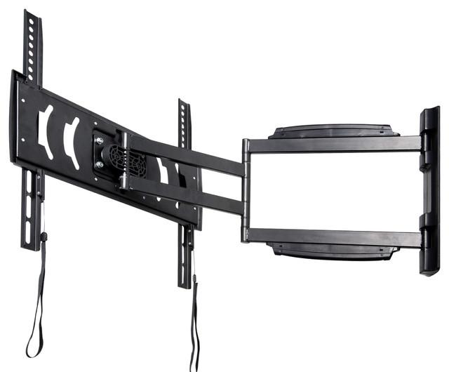 full motion tv mount fmm17444m modern wall shelf brackets san francisco by weisser tv. Black Bedroom Furniture Sets. Home Design Ideas