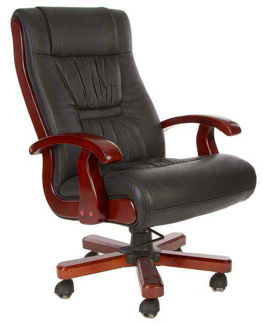 genuine leather chair chairli nebraska