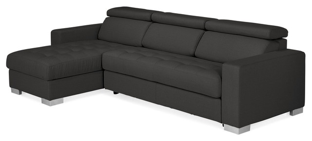 Canape convertible couchage quotidien alinea for Canape d angle bultex