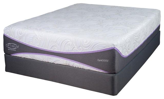 Sealy Optimum Gold Elation Mattress King modern mattresses