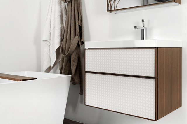 Wetstyle products modern bathroom vanities and sink for Bathroom cabinets montreal