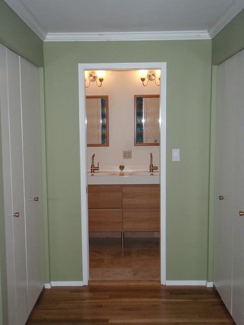 Bellevue Master Bathroom Remodel