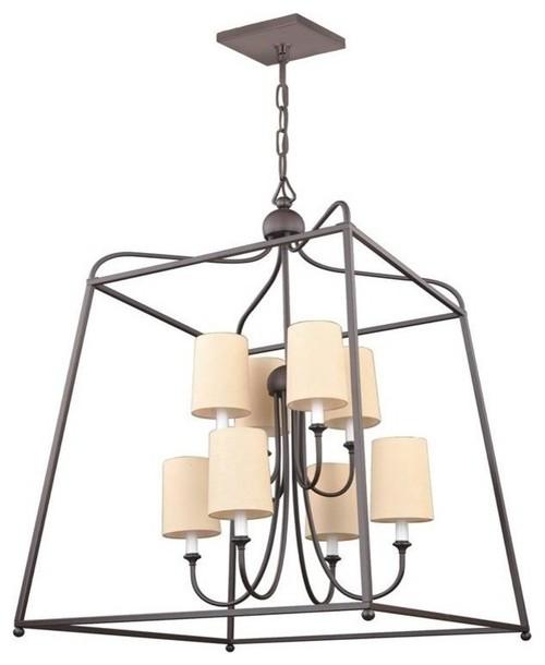 Foyer Chandelier Size Calculator : Proper chandelier height of