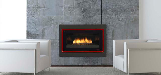 Heat Glo I30 Insert Series Contemporary Indoor