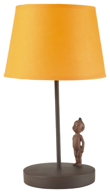 Lampe enfant figurine for Lampe de chevet exotique