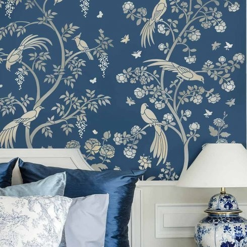 Oriental Wall Murals | Feature Walls & Photo Wallpapers | Surface View