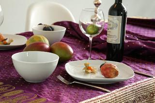 Begum accessoires asiatisch tischdecken tischl ufer for Gartenmobel asiatisch