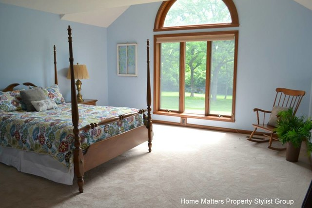 Irish Hill In Zionsville Traditional Bedroom