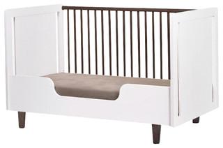 Rhea Crib Conversion Kit By Oeuf Modern Bed Rails