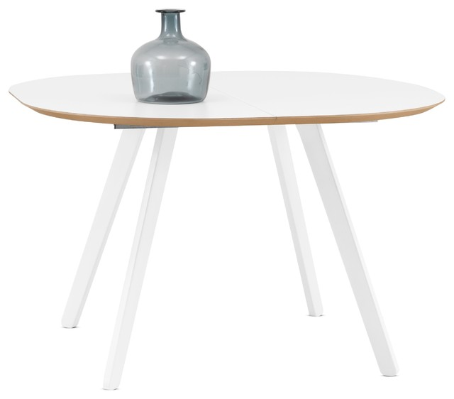 Wembley extendable dining table Contemporary Dining  : contemporary dining tables from www.houzz.co.uk size 640 x 562 jpeg 18kB