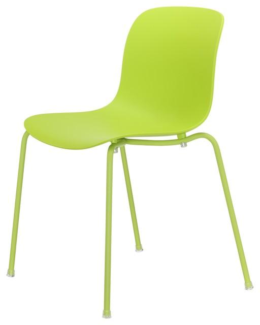 Troy stapelstuhl retro sillas de comedor de for Sillas comedor retro
