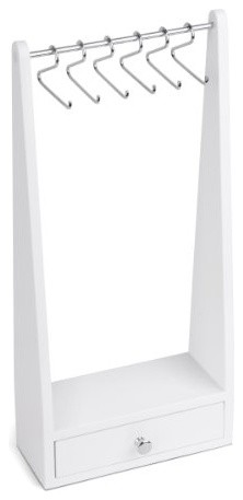 Jewel Rack Jewelry Stand by Umbra - Contemporary - Jewelry Boxes And Organizers - by The ...