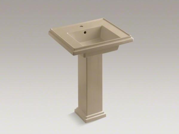 Tresham Pedestal Sink : KOHLER Tresham(R) 24