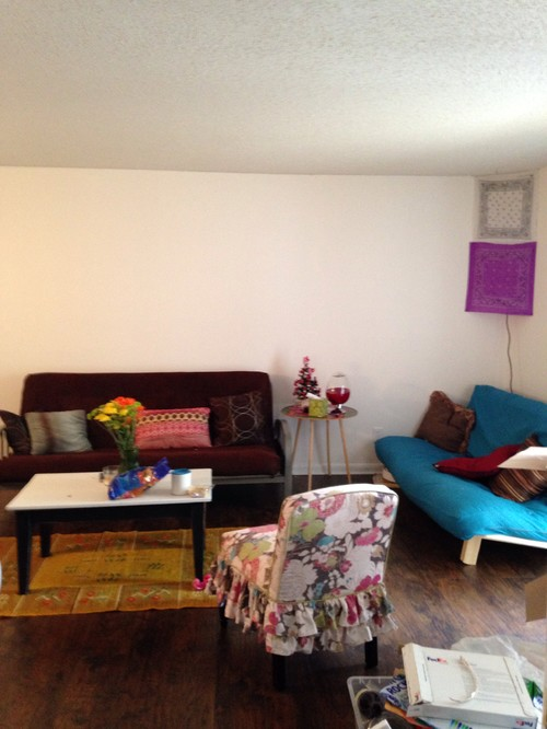 Please Help Me Rearrange Our Small College Apartment