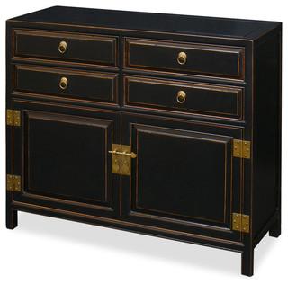 Elmwood Zhou Yi Cabinet - Asian - Furniture - by China ...