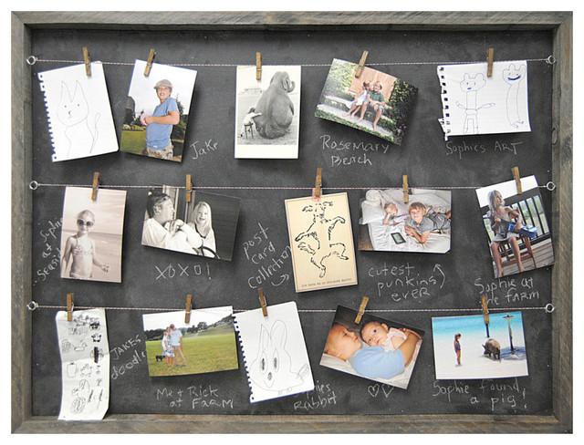 in memory frames