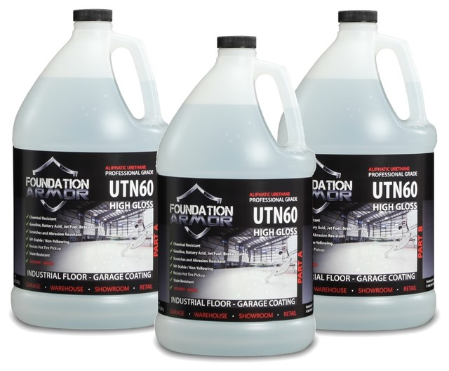 Pro Concrete And Garage Floor Coating With Oil Gas And