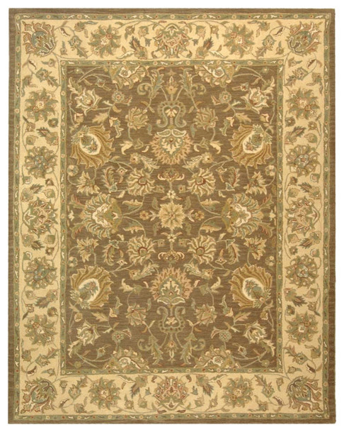 Safavieh Clearance Heritage Hg343k 6 39 X9 39 Brown