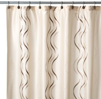bed bath and beyond fabric shower curtains 1