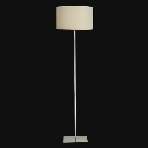 Rabanne white floor lamp modern floor lamps by olighting for Modern white floor lamp uk