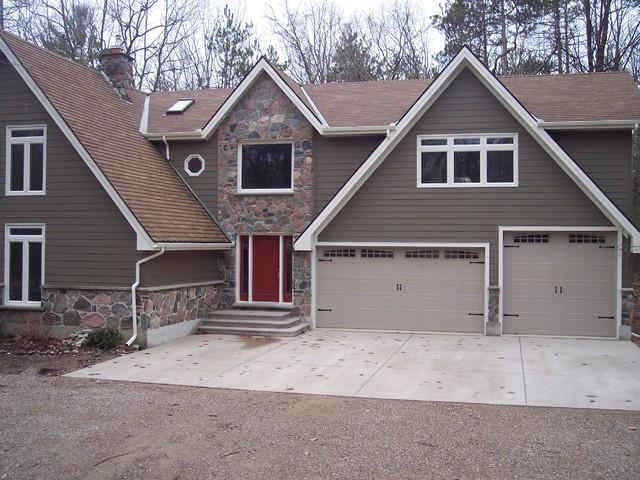 Cottage Renovation Addition