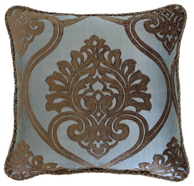 Decorative Victorian Pillows : Austin Horn Classics Miraloma Pillow - Victorian - Decorative Pillows - by Sherry Kline, Austin ...