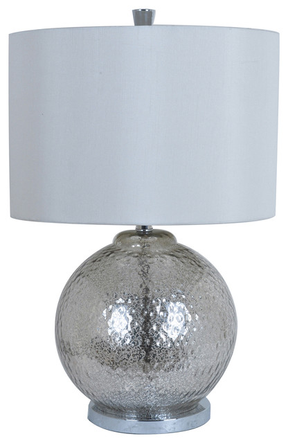 angelina mercury glass table lamp transitional table lamps by. Black Bedroom Furniture Sets. Home Design Ideas
