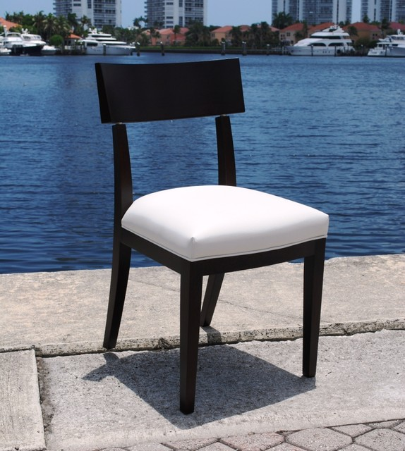modern chairs modern dining chairs miami by habitus miami