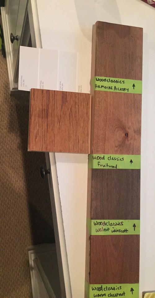 Wood trim around doors windows baseboard vs floor for Wood trim around doors