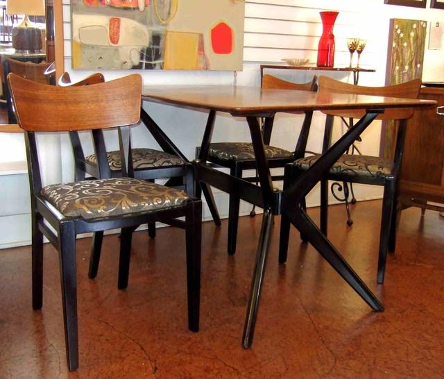 Mid Century Modern Vintage Furniture Midcentury Dining Sets Dallas By Art Is Art