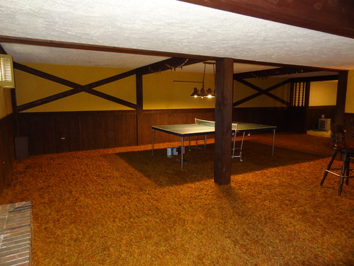 Help A 70s Rec Room On A Budget