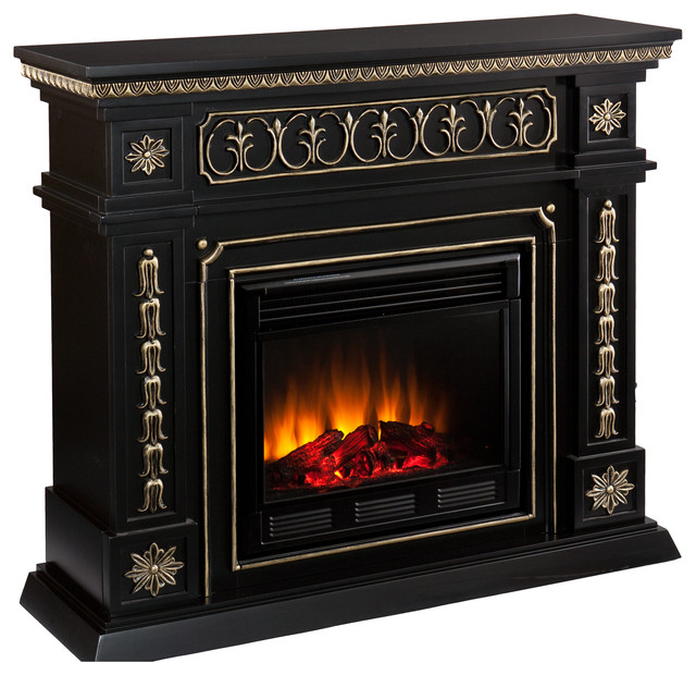 Cain Fireplace Electric Victorian Indoor Fireplaces By Shop Chimney