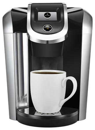Keurig Coffee Maker Lifespan : Keurig 114592 2.0 K450 Single Cup Coffee Brewer, Black - Contemporary - Coffee Makers - by Life ...