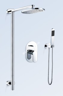 Bath Shower Combination Modern Bathroom Taps And Shower Heads Other B