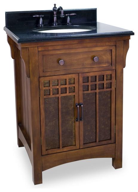 Wooden Vanity Black Granite Top Traditional Bathroom Vanities And Sink Consoles By Simply