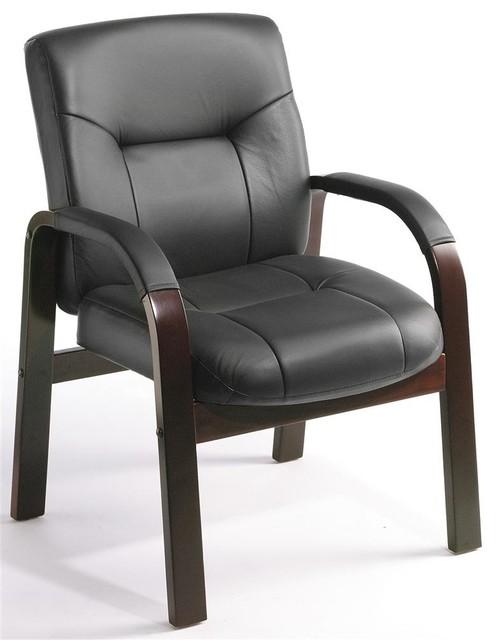 back guest chair upholstered in italian b contemporary office chairs