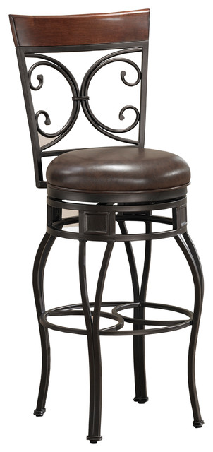Treviso Stool - Traditional - Bar Stools And Counter Stools - by ...
