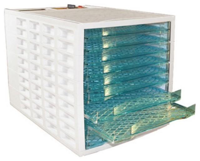 weston vegikiln 10 tray food dehydrator 75 0201 w. Black Bedroom Furniture Sets. Home Design Ideas
