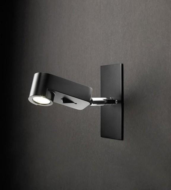 ledpipe c wand leseleuchte modern wall lights by. Black Bedroom Furniture Sets. Home Design Ideas